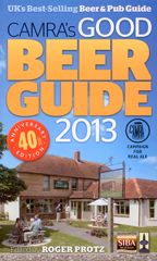 2013 Good Beer Guide cover