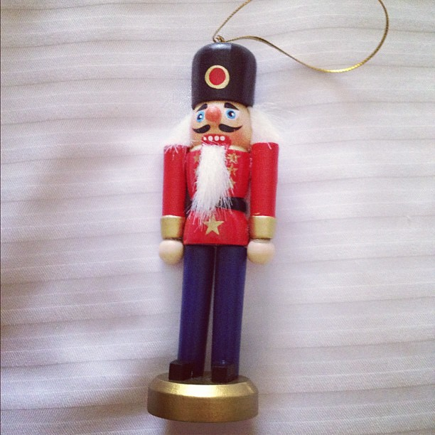 My nutcracker souvenir from the desert #socute