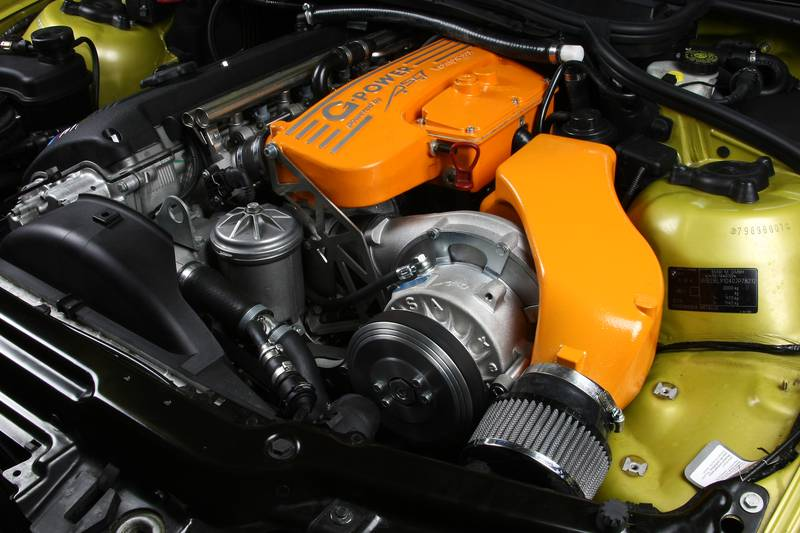 Psi G Power E46 M3 Supercharger System Sk I