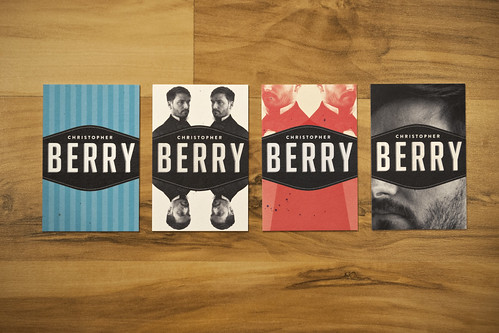 Christopher Berry // Business Cards