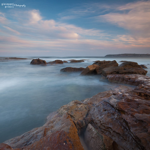 longexposure sunset seascape beach nikon rocks sigma lee northernbeaches northcurlcurl