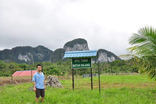 kampung tubih, Batuh Ra-ung. Serian -Tebeduk highway