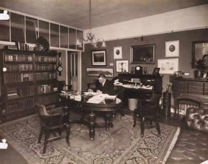 Charles Urban (1867-1942), c.1910.
