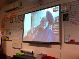 Geologist Skype