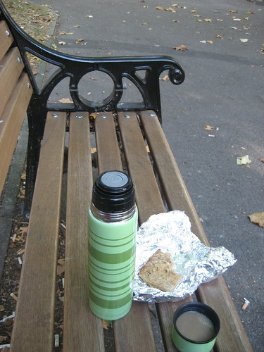 Picnic breakfast