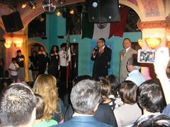 Celebración del 202 Aniversario de la Independencia de México en Milán