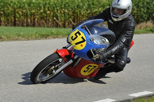 Seeley Matchless G50 classic motorcycle GP Schwanenstadt Austria Copyright 2012 B. Egger :: eu-moto images 0143