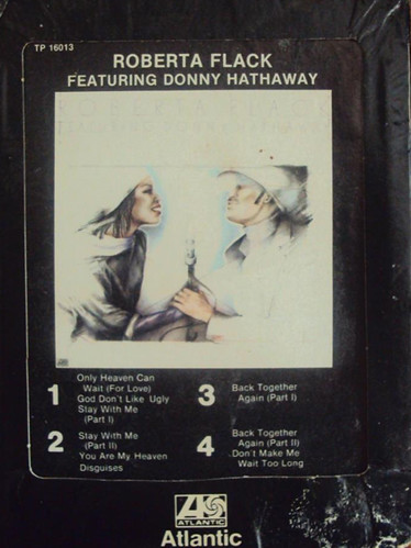 Roberta Flack Featuring DHathaway stereo8