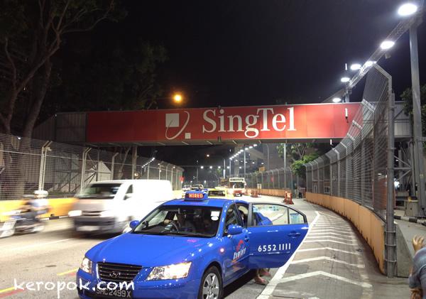 Singtel Singapore Grand Prix