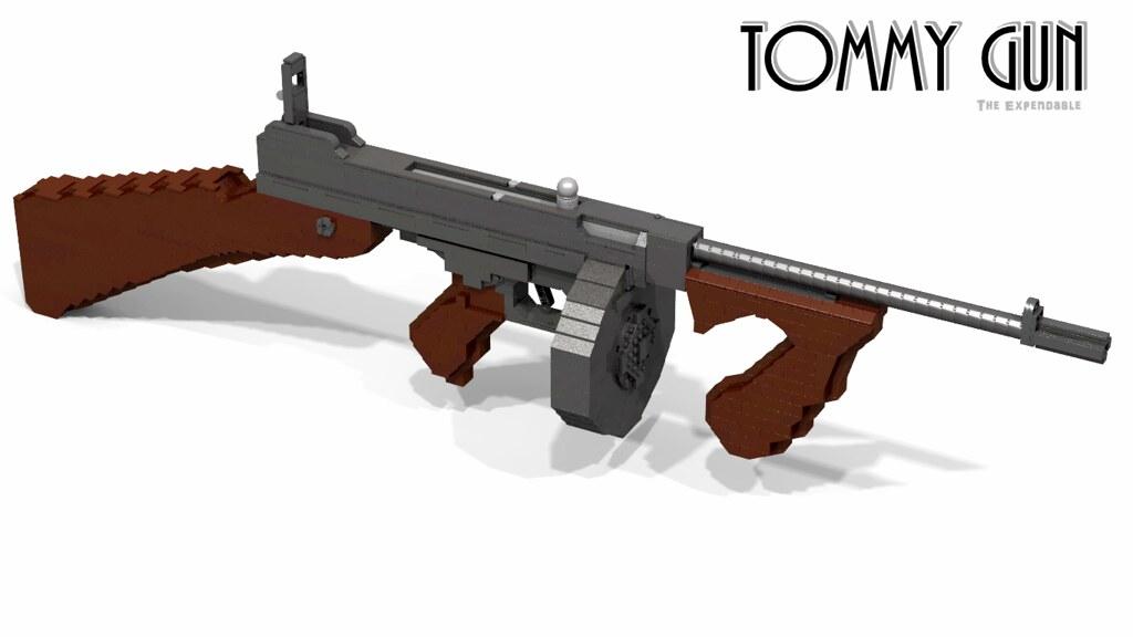 Tommy Gun V2 A Photo On Flickriver