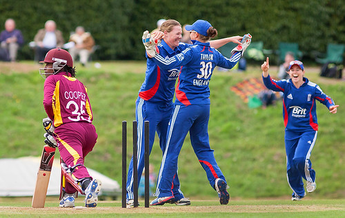 England vs West Indies Womens 20-20 Cricket_Arundel_16th Sept 2012 by Ben Daniels