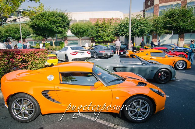 Redmond Expotic Car Meetup