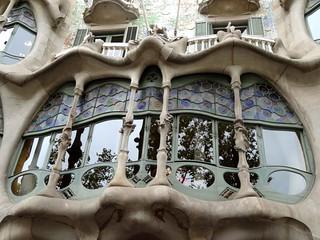 Casa Battló, Gaudi - Barcelona