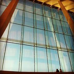 Inside the Oslo Opera House