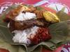 Nasi Jamblang Pelabuhan