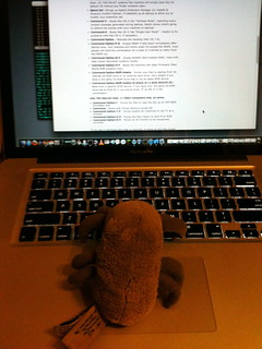 Dust Mite helps me debug Julie's crashed mac