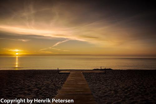 strand denmark vand marielyst solopgang væggerløse regionzealand