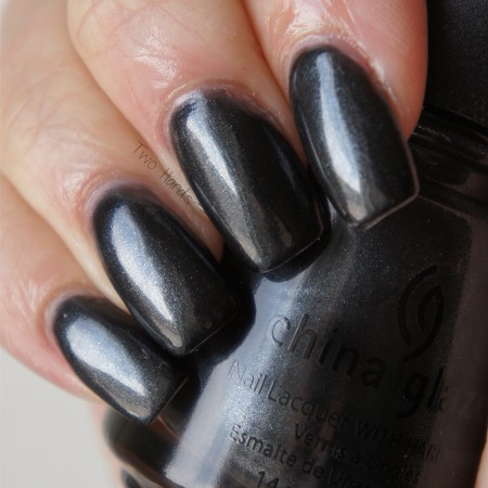 China Glaze - Black Diamond