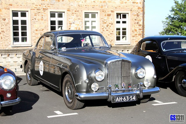 1955 - 1959 Bentley S1 Continental Fastback | Flickr - Photo Sharing!