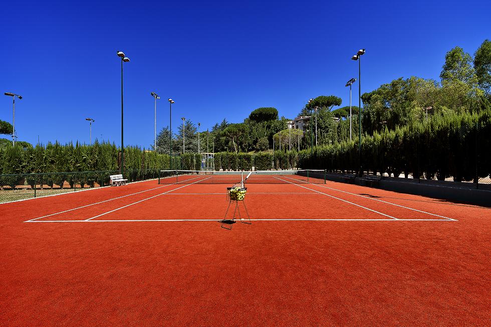 Campi Da Tennis Roma.Soci All Round Socio Silver All Round