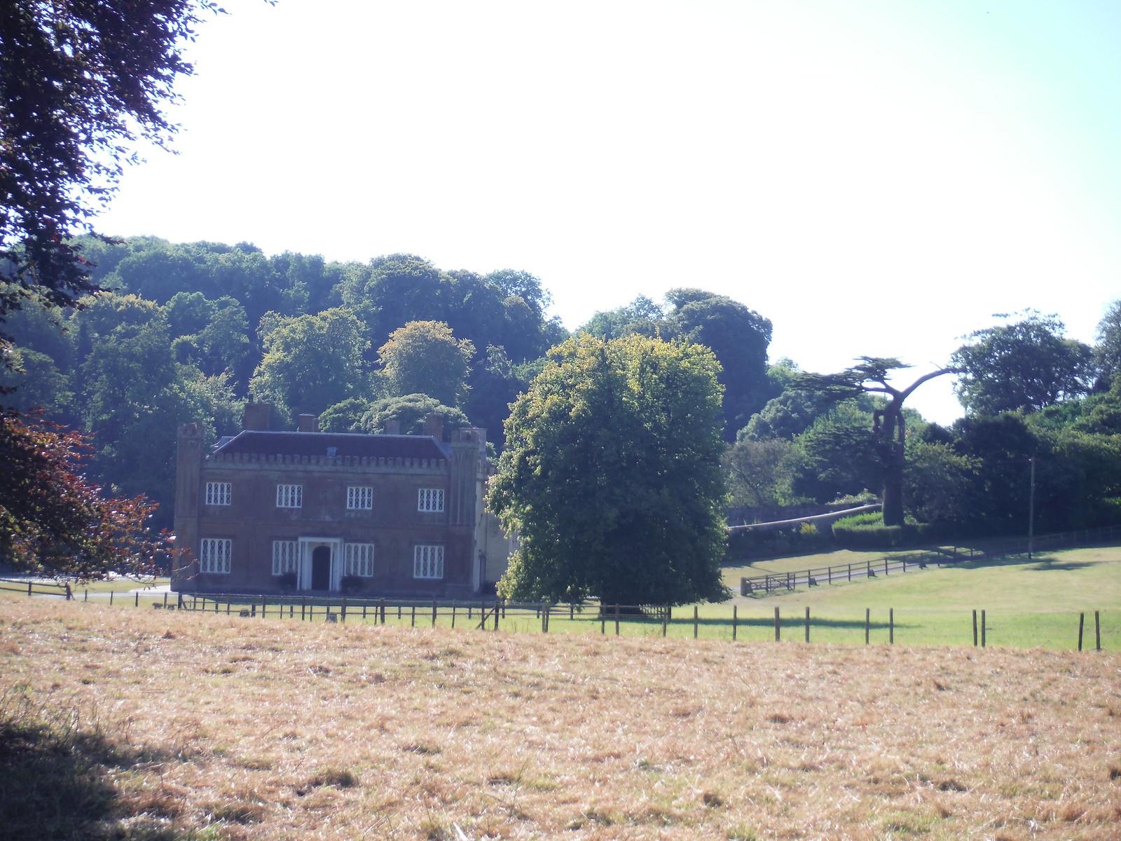 Bridehead (House), Littlebredy SWC Walk 275 Dorchester South Circular or to Portesham (Extension)