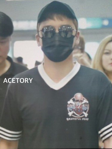 Big Bang - Incheon Airport - 05jun2016 - Acetory - 06