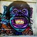 street art Barcelona by E.Gekkonidae