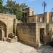 Inside Derbent Citadel
