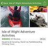#bam and I did this Wednesday night. #blog to follow! @adventure_activities_uk