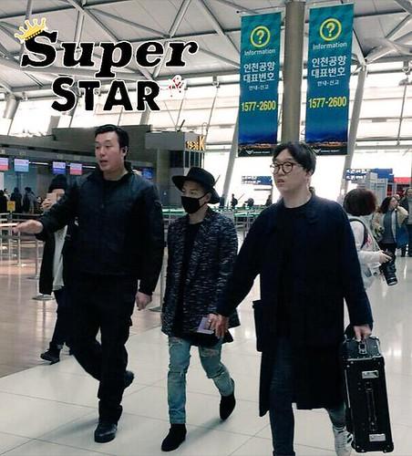 Big Bang - Incheon Airport - 21mar2015 - Tae Yang - axis_five - 03