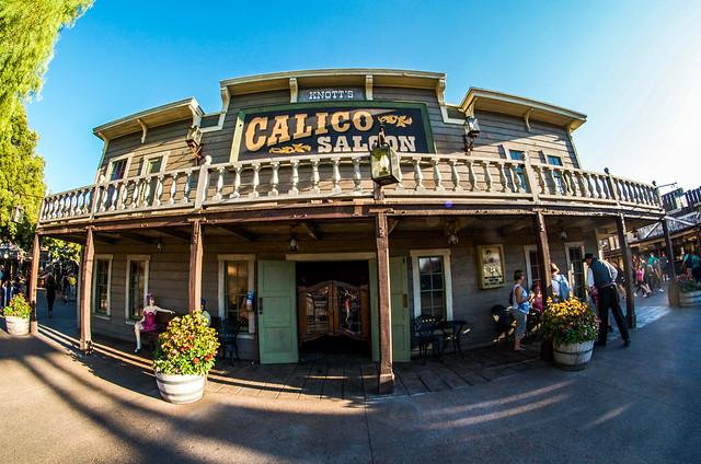 Knotts Calico Saloon