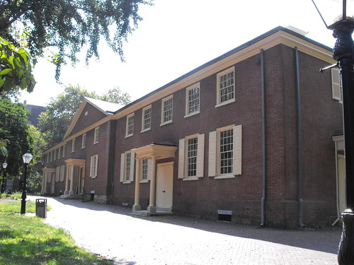 Arch Street Friends Meeting House (Quaker)