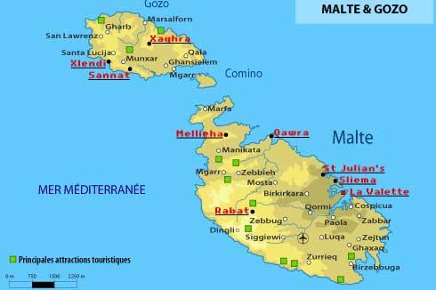 Mapa-con-atracciones-turisticas-de-Malta