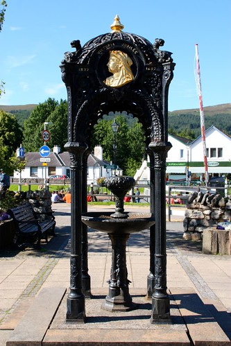 Queen Victoria Golden Jubilee Monument