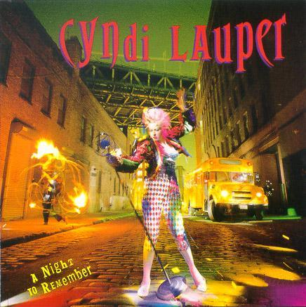 Cyndi Lauper A Night To Remember CD (1989)