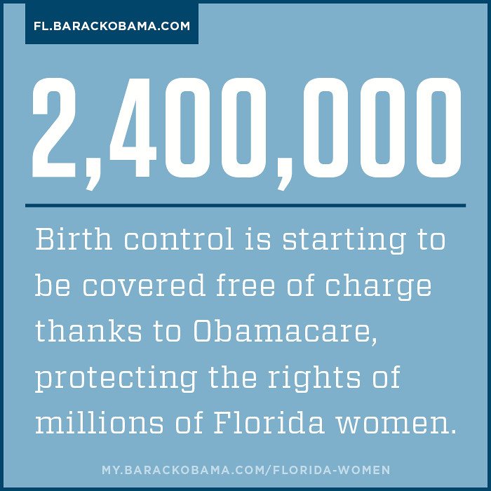 Infographic: Obamacare benefits Florida women