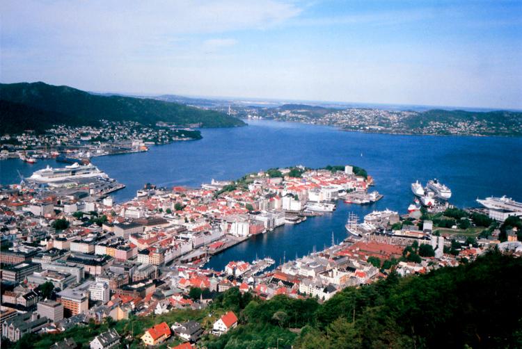 the best overlook, bergen