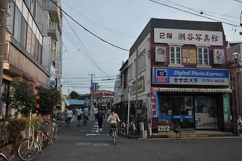 大汗やがて涼風 … 横浜市瀬谷