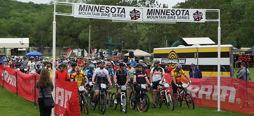Minnesota Start Line