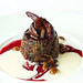 Christmas pudding with eggnog © Lia Vittone/ROH 2012