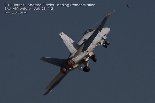 F 18 Landing Gear