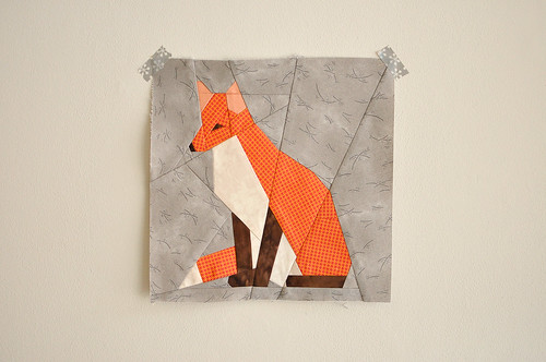 Fox Block by Katrina