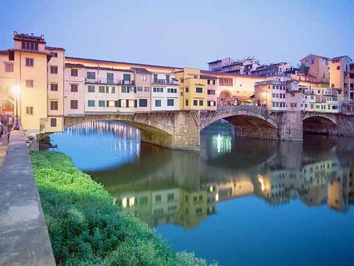 Ponte Vecchio (Florence, Italy)bridges (6)