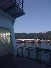 PNW MQG Vashon Island Ferry