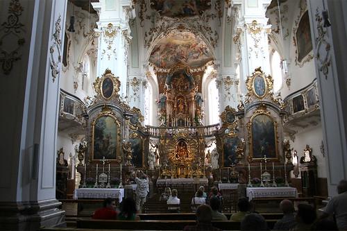 Altarraum Andechs
