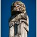 (228/366) Haisla totem pole