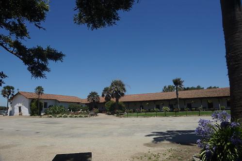 california usa mission soledad