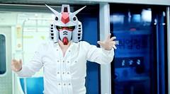 GUNDAM STYLE! Music Video (Gangnam Style Parody) (15)