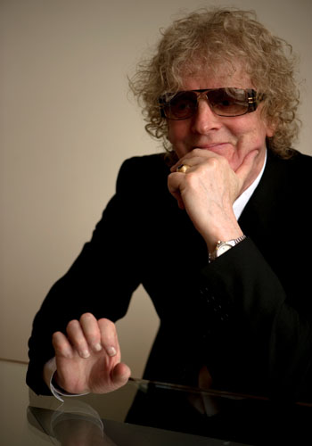 Ian Hunter @ Aladdin Theater