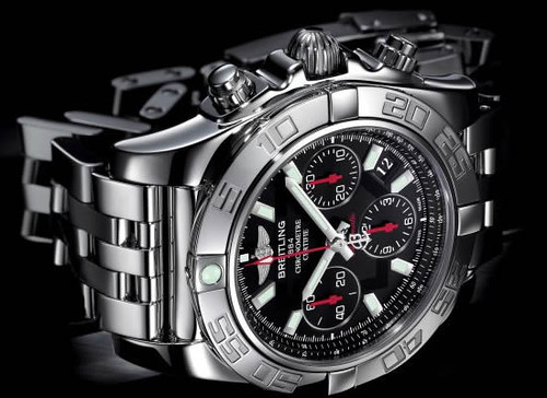 Breitling unveils new Chronomat 41 for professionals